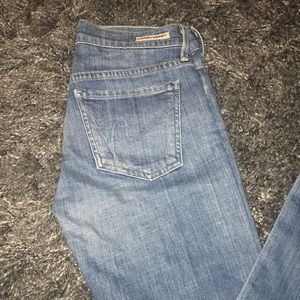 Citizens of humanity skinny jeans size 26